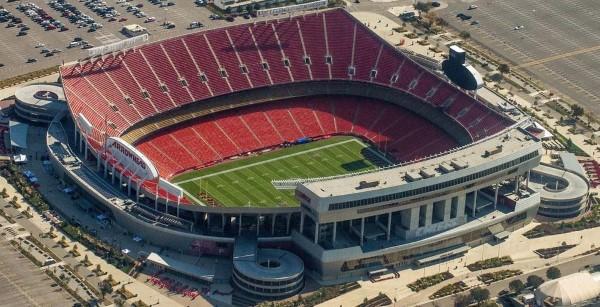 Kansas City Arrowhead Stadium