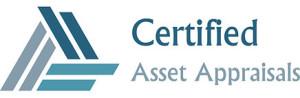 Certified Asset Appraisals Logo